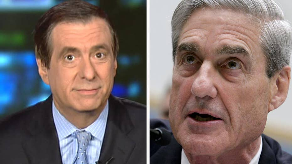 Kurtz: Does Bob Mueller have any more than this?