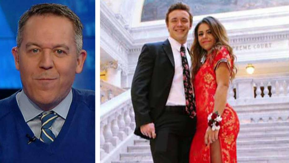 Gutfeld on the culturally appropriated prom dress