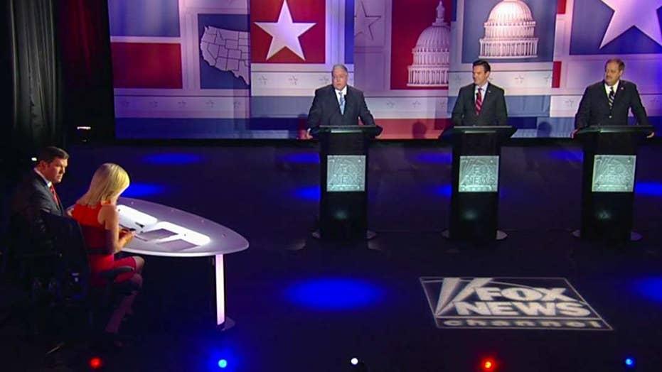 Part 1 of Fox News West Virginia GOP Senate primary debate