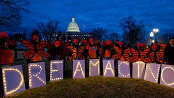Texas, Alabama, Arkansas, Louisiana, Nebraska, South Carolina and West Virginia have filed a lawsuit against the federal government over DACA program; Heritage Foundation's Mike Gonzalez has insight.