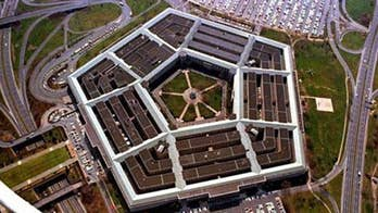 Pentagon officials worry that phones made by two Chinese companies will be used for spying; Lucas Tomlinson shares details.