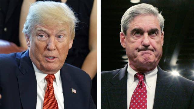 Will President Trump sit down with Robert Mueller?