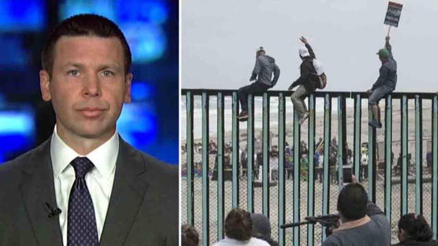 CBP commissioner on processing migrants at the border
