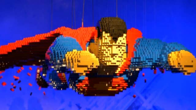 Lego 'Master Builder' left job as lawyer to pursue passion