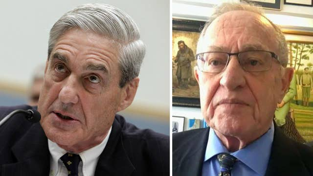 Dershowitz: Mueller has the subpoena card in his hand