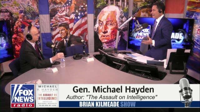 Gen. Michael Hayden On Mueller-Cmey-North Korea