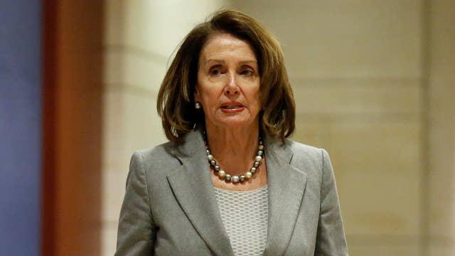 Nancy Pelosi dismisses calls to step aside