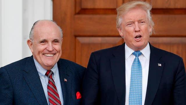 Report: Giuliani nixes 12-hour Trump interview with Mueller
