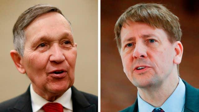 Ohio Democratic primary race heats up