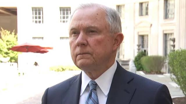 Sessions: US sending more attorneys, judges to border