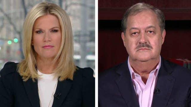 Blankenship defends controversial remarks, addresses critics