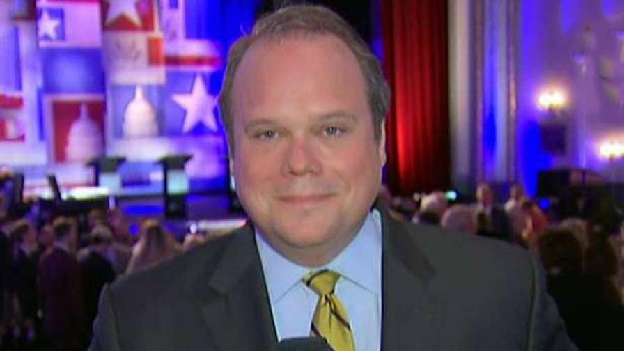 Fox News politics editor joins 'The Story' with reaction to the West Virginia GOP Senate primary debate.