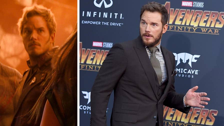 Chris Pratt, who portrays Peter Quill aka 'Star Lord' in 'Avengers: Infinity War,' is getting blasted by livid fans who couldn't get over how his character's actions directly impacted how the Marvel movie ended.