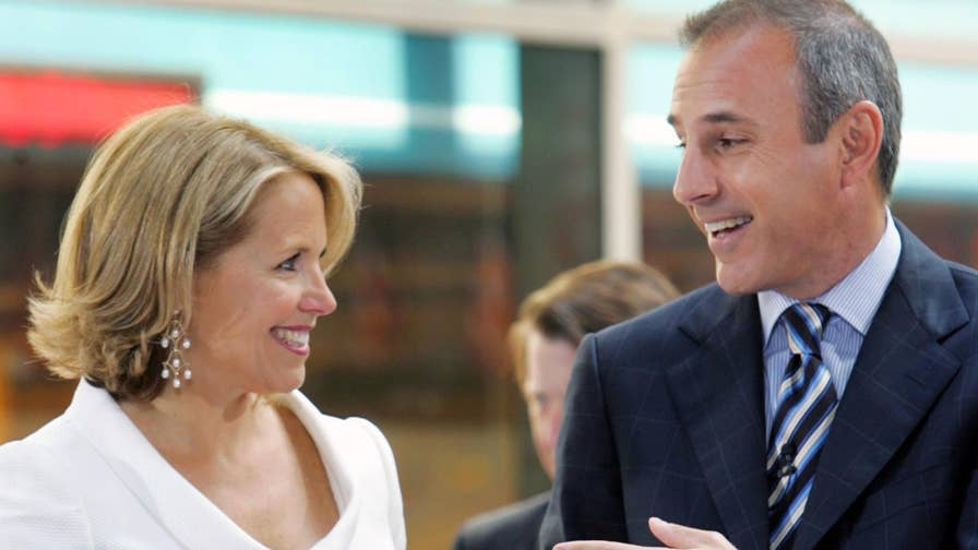 "Katie Couric, the former news anchor, who spent nine years co-hosting the ""Today Show"" with Matt Lauer, says his sexual misconduct scandal has been 'a very painful time.'"