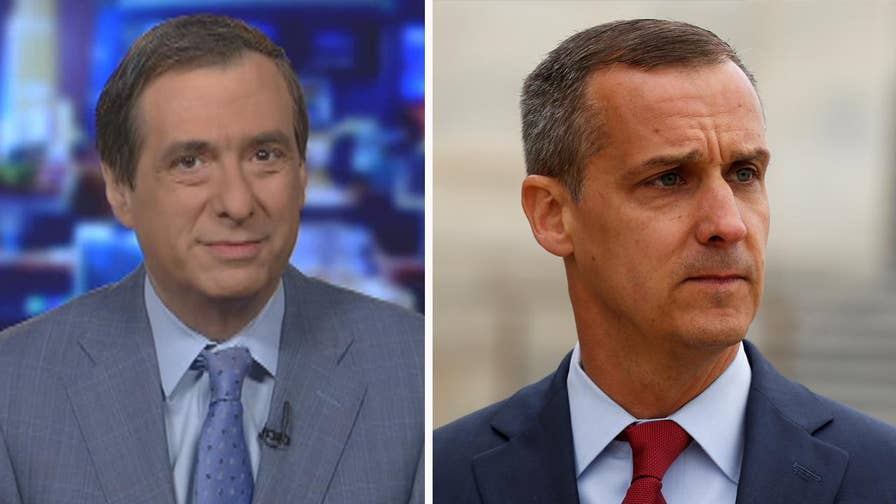 'MediaBuzz' host Howard Kurtz weighs in on the possibility of Corey Lewandowski returning to the Trump team, perhaps as the next chief of staff.