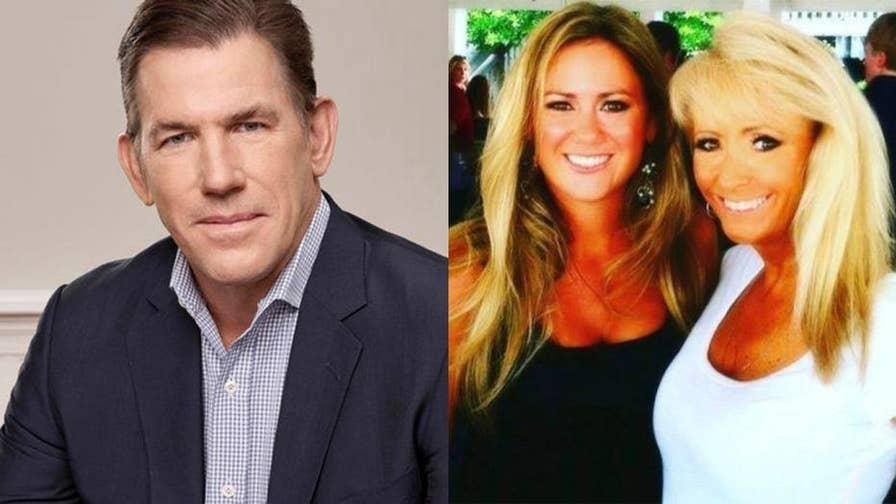 A model-turned realtor has accused Bravo's 'Southern Charm' star Thomas Ravenel of sexually assaulting her mother in 2015.