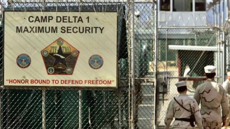 Pentagon officials say Guantanamo Bay prisoner Ahmed al-Darbi has been sent to Saudi Arabia to serve out the remainder of his sentence.