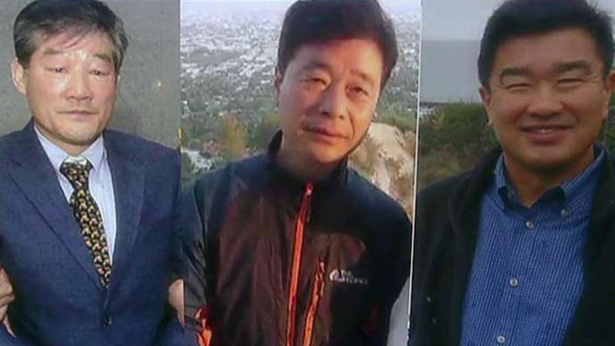North Korea has reportedly agreed to release three Americans from a North Korean labor camp; Fox News senior strategic analyst Jack Keane reacts on 'The Story.'