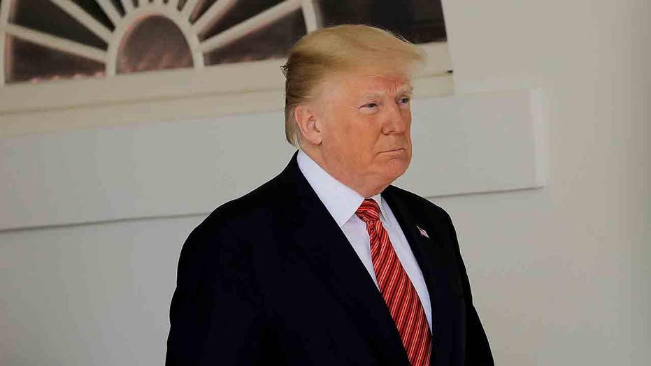 Trump livid Mueller questions were leaked to NYTimes