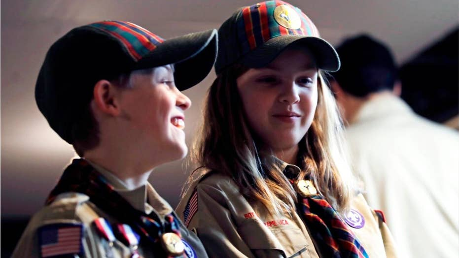 Boy Scouts to drop 'Boy' from name, allow girls to join