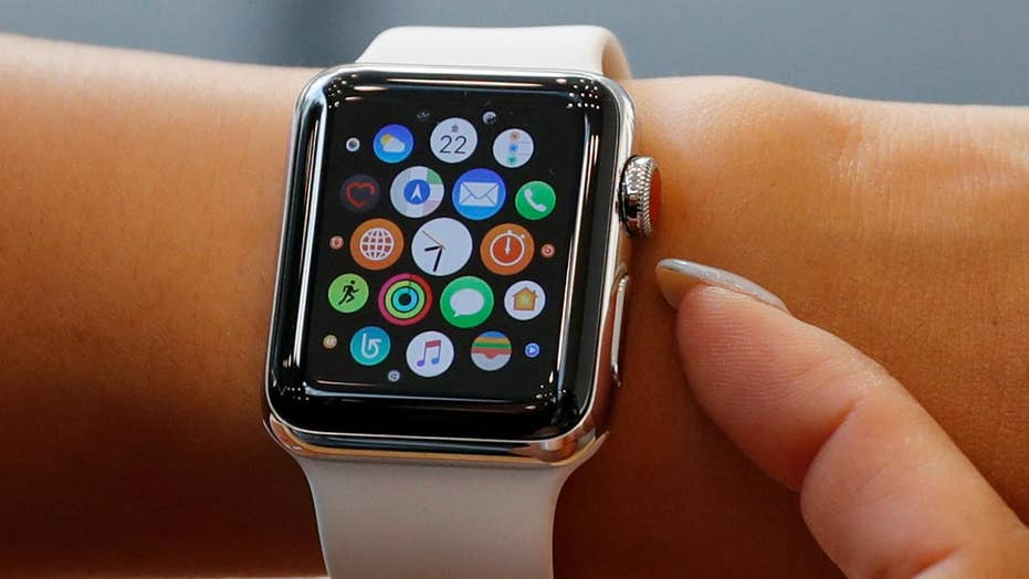 Apple Watch credited with saving girl's life