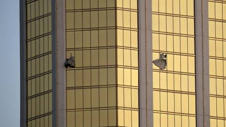 Police release body camera footage from Las Vegas attack