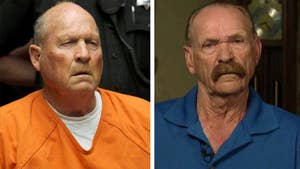 Retired California police officer explains on 'The Story' that he was shocked to learn he worked side-by-side with the Golden State Killer suspect.