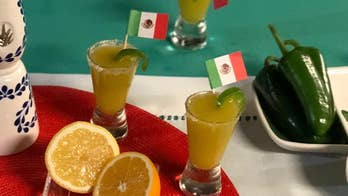 """Cinco de Mayo often means a lot of high calorie margaritas, nachos and burritos, but one Chef says Mexican food can actually help you lose weight. Fox News' Laura Ingle joins Chef Maru Davila in the kitchen to showcase healthy Mexican dishes from her book """"The Mexican Food Diet."""""""