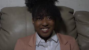 Seventeen-year-old Jasmine Harrison has also received offers of $4.5 million in scholarships.