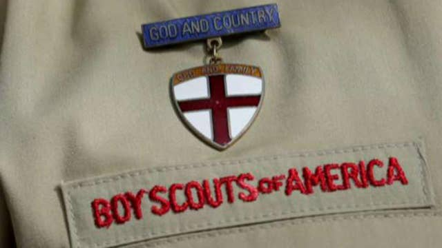 The Boy Scouts get a new name as girls begin to join