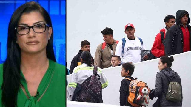 Loesch talks immigration showdown, annual NRA convention