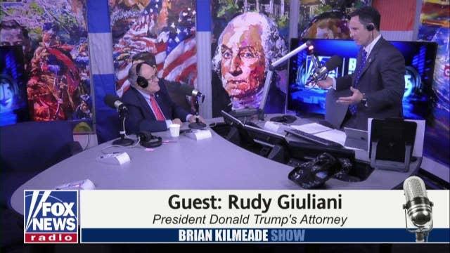 Rudy Giuliani: Michael Avenatti Is A Complete Jerk