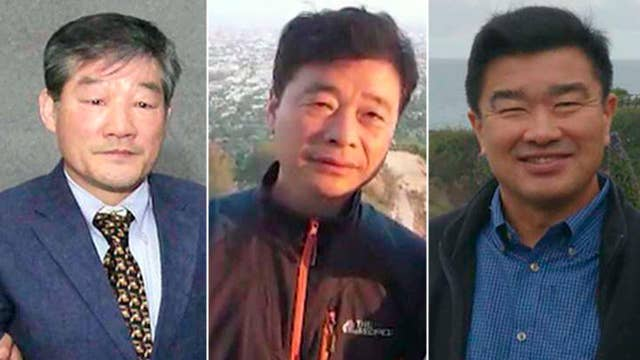 Report: North Korea relocates 3 detained Americans to hotel