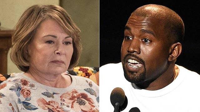 Roseanne Barr sticks up for Kanye West