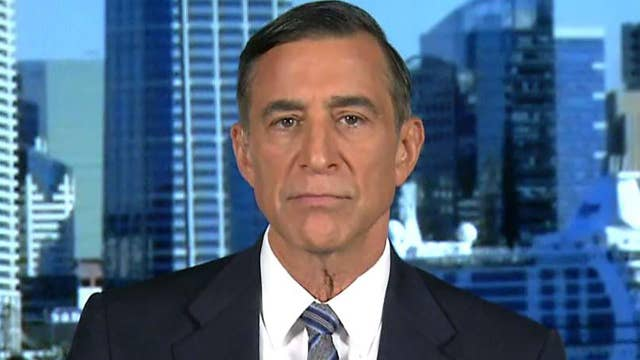 Issa: Mueller is a special prosecutor looking for a crime