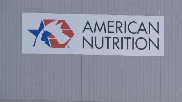 Man is crushed to death at pet food manufacturing plant