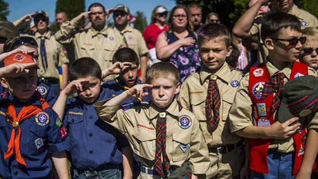 Should churches break from Boy Scouts after name change?
