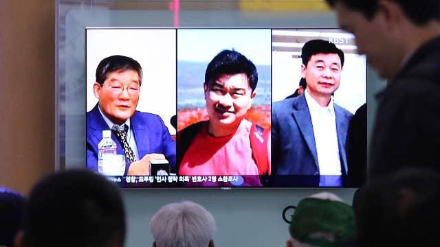 Richardson: North Korea using detainees as bargaining chips