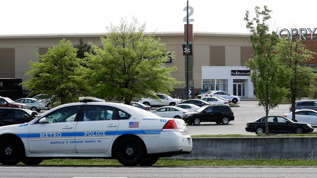 Police investigating possible shooting at a Nashville mall