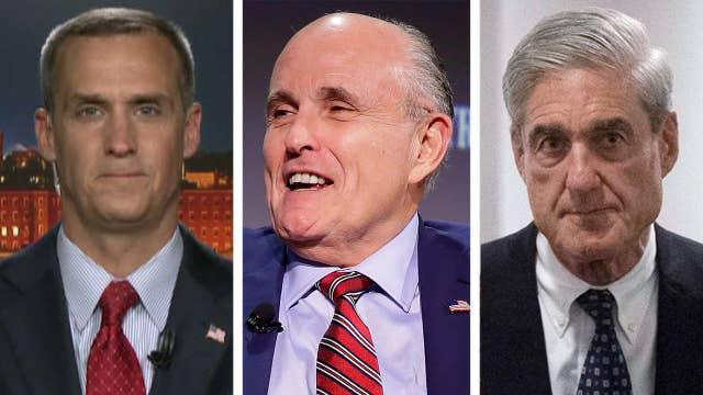 Lewandowski on Giuliani's tactics for handing Mueller probe