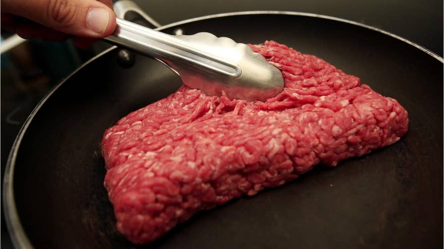 More than 30,000 pounds of ground beef were recalled after a customer reported finding blue plastic pieces in the meat. Here is what you need to know.