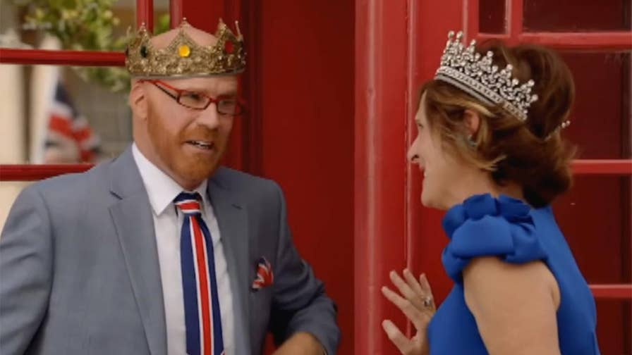 Hollywood Nation: 'SNL' alums will reprise their HBO parody roles as TV commentators for Prince Harry and Meghan Markle's wedding.