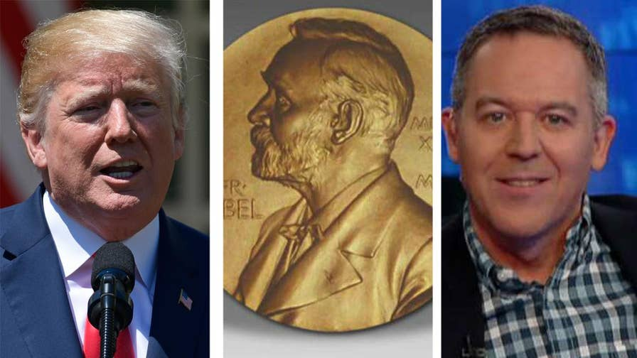 Should Trump share the award if he wins?
