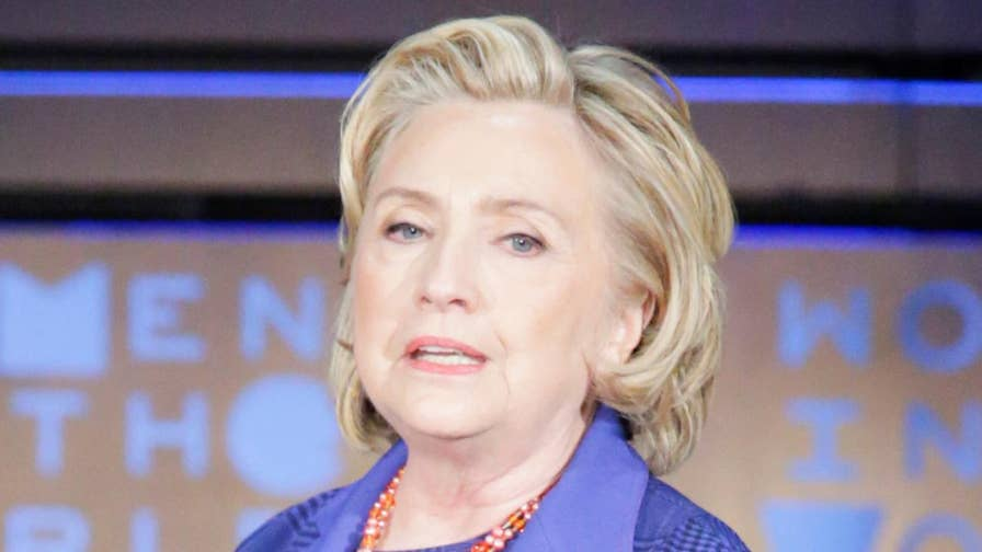 Democratic presidential nominee says declaring herself a capitalist during 2016 primaries 'probably' hurt her with voters; reaction and analysis on 'The Five.'