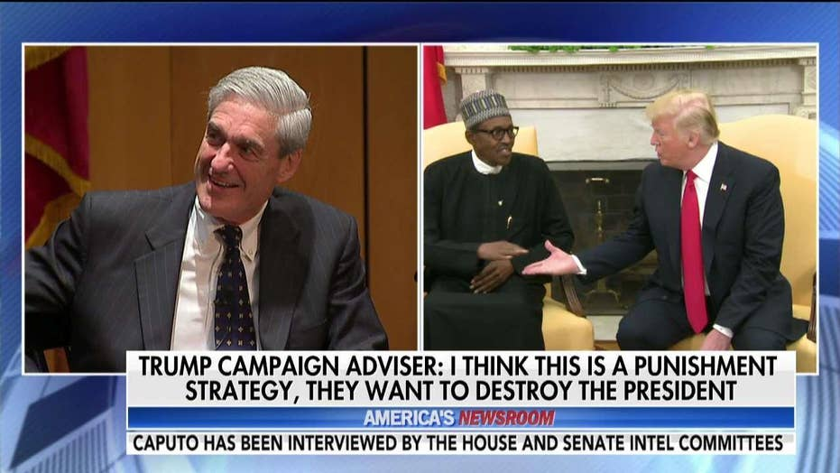 Hilton: Mueller Probe Has Turned Into 'Political Counterrevolution' Against Trump Presidency