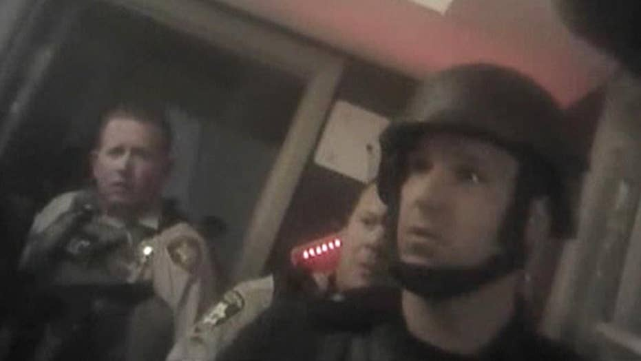LVPD bodycam footage from Vegas shooting