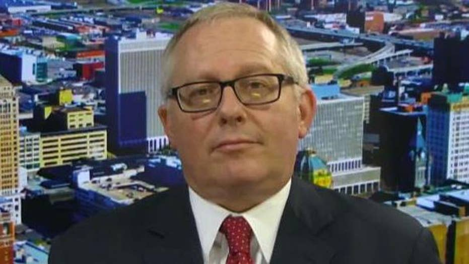 Michael Caputo talks being interviewed by the Mueller team