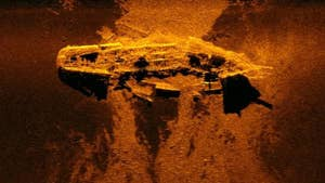 The search for Malaysia Airlines flight 370 has led to the discovery of two 19th-century shipwrecks in the Indian Ocean. The two ships discovered 1,429 miles off the coast of Western Australia have been identified as coal carrying merchant ships.