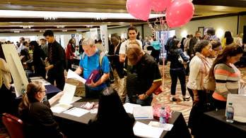 Unemployment rate drops to 3.9 percent. Fox Business Network's Gerri Willis breaks down the jobs report.