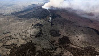 Thousands were forced to evacuate after a 5.0 magnitude earthquake sparked Hawaii's Kilauea volcano to erupt. Lava and plumes of smoke filled the sky as magma flowed through the streets. Check out this jaw-dropping footage.